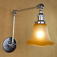 AC 110-130 AC 220-240 40 E26/E27 Zemlja Retro Galvanizirano svojstvo for Uključuje li žarulju,Ambijentalno svjetlo Svjetiljke na pregib