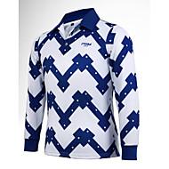 Miesten Pitkähihainen Golf T-paita Hikeä siirtävä Golf