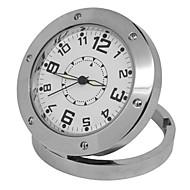 Hd 720p enregistreur horloge caméra support tf carte enregistrement surveillance mini caméra