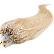 Przedłużenie micro ring Ludzkich włosów rozszerzeniach Wydłużenie włosów