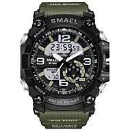Heren Kinderen Sporthorloge Militair horloge Modieus horloge Digitaal horloge Japans DigitaalKalender Chronograaf Waterbestendig