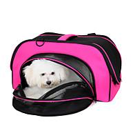 Кошка Собака Переезд и перевозные рюкзаки Животные Корпусы Сохраняет тепло Компактность Складной Однотонный Желтый Пурпурный Зеленый