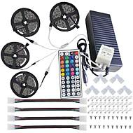 120W Işık Setleri 12000 lm AC 100-240 V 20 m 600 led RGB