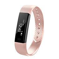 hhy id115 smart armbånd sports skridttæller fitness tracker sove overvågning armbånd opkald påmindelse