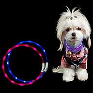 Dekorációs lámpa LED nyaklánc LED éjszakai fény-3W-USB Cuttable Újratölthető Vízálló Dekoratív - Cuttable Újratölthető Vízálló Dekoratív