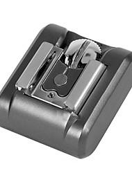 HOT-F7S Hot Adaptor pantofi pentru Sony NEX-3/5 (argint)