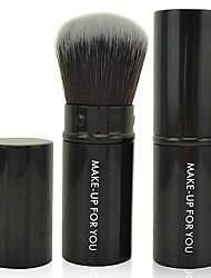 1 Кисть для пудры Синтетические волосы Антибактериальный Лицо MAKE-UP FOR YOU
