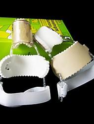 Body collant Pied Supports Séparateurs & Oignon Pad Pétrissage Shiatsu Support Correcteur de Posture Vitesses Réglables