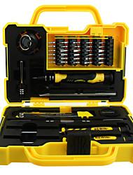 43pcs ferramenta rewin® profissional chave de fenda elétrica definido para casa usando