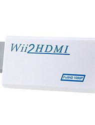 Windows 7 0,06 M podrška HD 1080p Wii na HDMI konverter