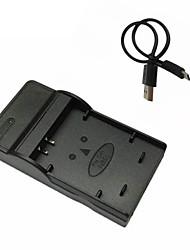 ismartdigi 5l micro usb câmera móvel carregador de bateria para Canon SX210 nb-5l 220 230hs ixsu950 960 970 980 990