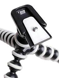Mini Tripé Pequeno Tipo Gorilla Suporte Câmera Digital