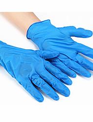 wegwerp rubber duurzaam bestand tegen corrosie handschoenen 10 paar verpakt te koop grootte m