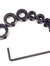 fúró beállítási tartozékok (megjegyzés csomag 2 db 3-12mm7pc kis kulcs)