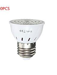 20PCS Cabeada OutrosE27 5W 72 LED 2835 SMD Full Spectrum Grow Light Bulb Greenhouse Hydroponic System Veg Flowers Plants Lamp Grow Box
