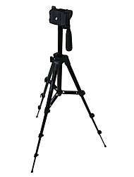 ismartdigi i3120-bk 4-sectie camera statief voor alle d.camera v.camera nikon canon sony olympus zwart