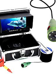 Horolezec 30m 1000tvl podvodní videokamera 6 ks led světel 7 palcový barevný monitor