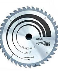 Lâmina de serra circular de liga de 12 polegadas do Bosch 305 x t100 madeira de corte / 1 peça