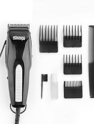 Κομμωτήρια μαλλιών Άνδρες και Γυναίκες 220V-240V Σχεδίαση χειρός Χαμηλού Θορύβου Τερματικό καλώδιο τροφοδοσίας 360 ° Περιστρεφόμενο
