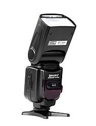 600 D 550 D 500 D D5100 D80 40 D D90 450 D 7 D Fényképezőgép vaku Vaku papucs