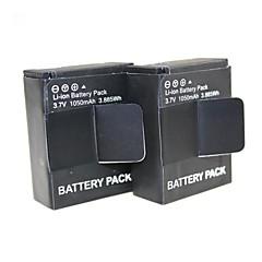 GoPro příslušenství,bateriePro-Akční kamera,Gopro Hero 3 Gopro Hero 3+ kov Plastik