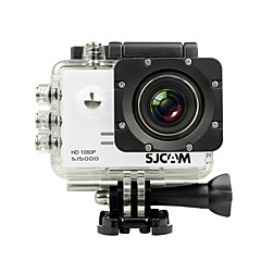SJCAM SJ5000 Action Camera / Sports Camera 12MP / 14MP 4000 x 3000 LCD / 防水 4X ±2EV 2 CMOS 32 GB H.264 シングルショット / タイムラプス / バーストモード 30 M
