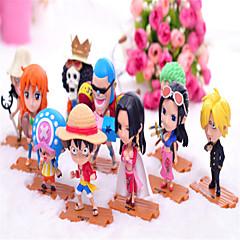 Anime de acțiune Figurile Inspirat de One Piece Monkey D. Luffy CM Model de Jucarii păpușă de jucărie