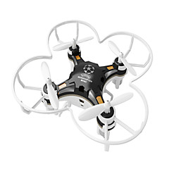 Dron FQ777 124 4Kanály 6 Osy - Jedno Tlačítko Pro Návrat Headless Režim 360 Stupňů Otočka Ground Station RC Kvadrikoptéra Dálkové