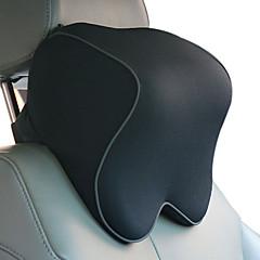 26 * 24 de poliéster e algodão version2 encosto de cabeça do assento de carro