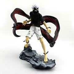 Anime de acțiune Figurile Inspirat de Tokyo Ghoul Ken Kaneki PVC 22.5 CM Model de Jucarii păpușă de jucărie