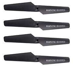SYMA X5C / X5SW / X5SC SYMA x5c x5sc x5sw propelerima garda RC Quadcopters Crvena / Crna / Bijela / Plava Plastika 4pcs