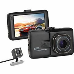 Allwinner Full HD 1920 x 1080 Car DVR 4.3 palce Obrazovka Dash Cam