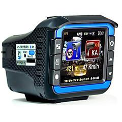 Allwinner 720 x 480 DVR para Carro 2.0 Polegadas Tela Câmera Automotiva