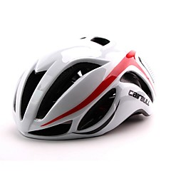CAIRBULL Mulheres Homens Unisexo Moto Capacete 17 Aberturas CiclismoCiclismo Ciclismo de Montanha Ciclismo de Estrada Ciclismo de Lazer