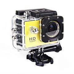 SJ4000 מצלמה בסגנון / מצלמת פעולה 20MP 4608 x 3456 Wifi מתכוונן Wireless זויית רחבה 30fps No ± 2EV No CMOS 32 GB H.264צילום(סינגל שוט)