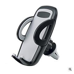 Telefontartó Autó Állítható állvány / 360° forgás ABS for Mobiltelefon