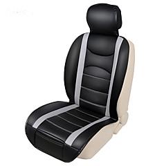 autoyouth assento de carro cobertura 1pcs 3 de couro pu cor ar 3d malha quatro estações respirável almofada carro acessórios carro