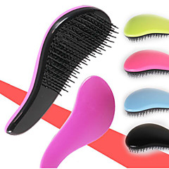 Kan brukes på vått og tørt hår Massasje Antistatisk Normal