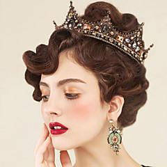 Rhinestone liga peça-casamento especial ocasião exterior tiaras cabelo pino 1 peça