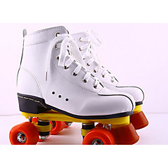 Erwachsene Roller Skates Weiß
