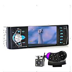 Автомобильный радио-плеер с поддержкой камеры заднего вида bluetooth mp5 / mp4 / mp3 / fm передатчик видео автомобиля с дистанционным