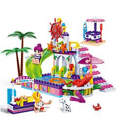 אבני בניין לקבלת מתנה אבני בניין ריבוע 3-6 שנים צעצועים