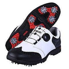 Chaussures pour tous les jours Chaussures de Golf Homme Antidérapant Anti-Shake Coussin Respirable Antiusure Utilisation Caoutchouc