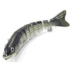 1 個 ハードベイト ハードベイト グラム/オンス mm インチ,プラスチック メタリック ベイトキャスティング ルアー釣り 一般的な釣り