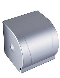 Toiletrulleholder / AluminiumAluminium /Moderne