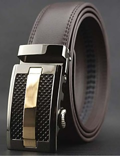 Men's Fashion Leisure Automatic Buckle Belt Jewelry