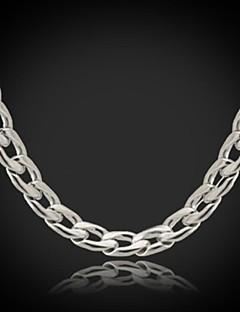 Dames Kettingen Verklaring Kettingen Roestvast staal Titanium Staal Modieus Kostuum juwelen Sieraden Voor Bruiloft Feest Speciale
