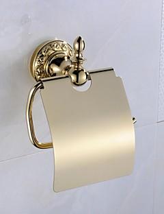 Toiletrulleholder / Ti-PVDMessing /Antik