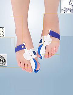 Întreg Corpul Picior Suportă Toe Separatoare & Pad bunion Dureri de picior calma Corector Postură Plastic
