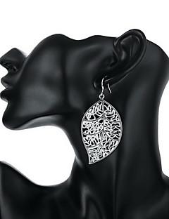 Dames Sexy Modieus PERSGepersonaliseerd Kostuum juwelen Sterling zilver Bladvorm Sieraden Voor Bruiloft Feest Dagelijks Causaal